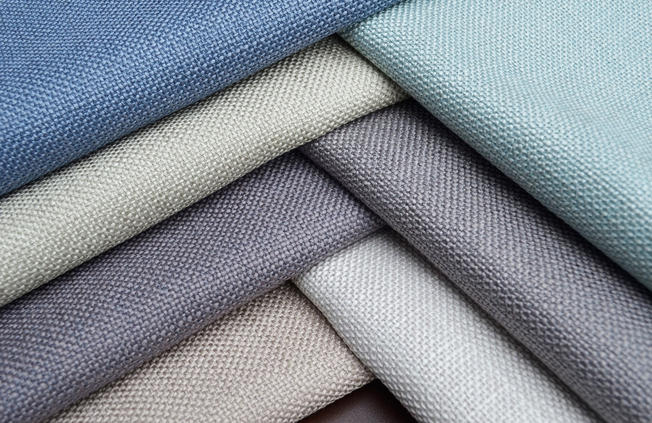 Cores do tecido Linova Promex Decor