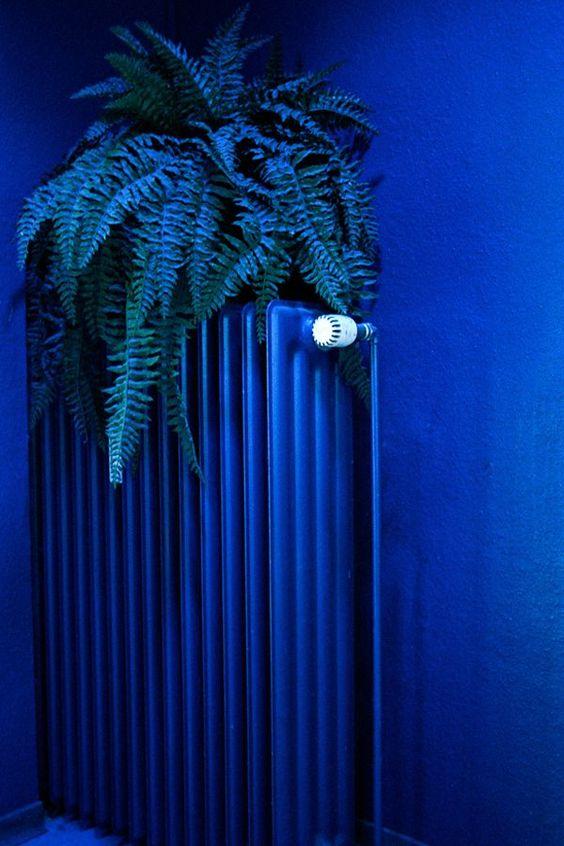 Inspiração Pantone Classic blue (Foto: Reprodução)